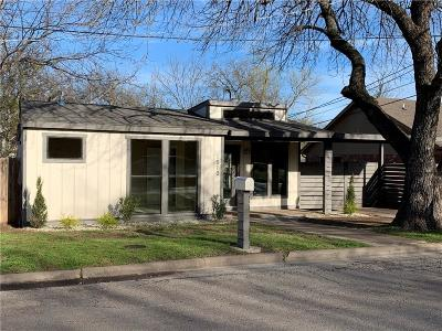 River Oaks Single Family Home Active Option Contract: 1510 Yale Street