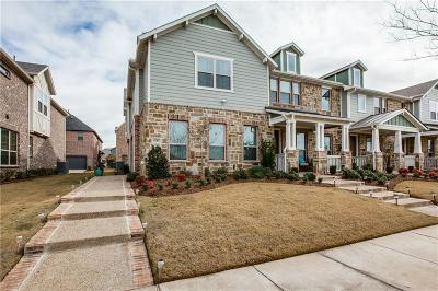 Arlington Townhouse For Sale: 4247 Snow Goose Trail