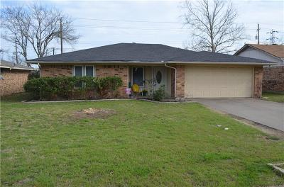 Waxahachie Single Family Home For Sale: 219 N Edgefield Road