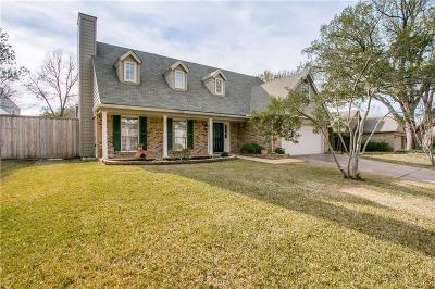 Grapevine Single Family Home Active Contingent: 4340 Kenwood Drive