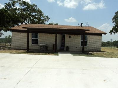 Parker County Single Family Home For Sale: 855 W N Woody Road