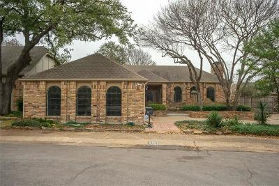 Dallas Single Family Home For Sale: 6005 Steamboat Drive