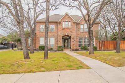 Keller Single Family Home For Sale: 833 Clearwater Lane