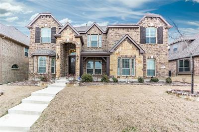 Sachse Single Family Home For Sale: 8206 Fallbrook Drive