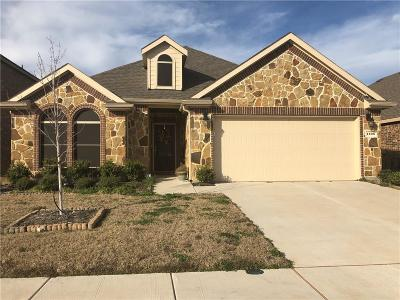 Little Elm Single Family Home For Sale