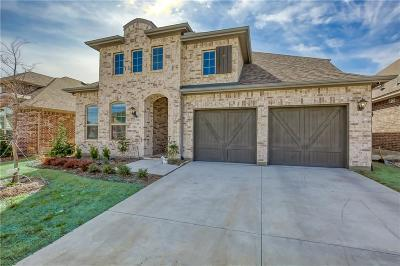 Aledo Single Family Home For Sale: 14921 Gentry Drive