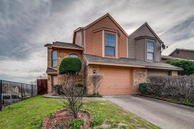 Dallas County Townhouse For Sale: 206 San Moritz Court