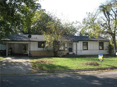 Corsicana Single Family Home For Sale: 324 S 34th Street
