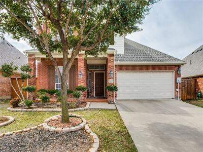 Frisco Single Family Home For Sale: 3537 Navarro Way