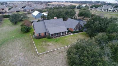 Weatherford Single Family Home Active Option Contract: 8 Fossil Hill Road