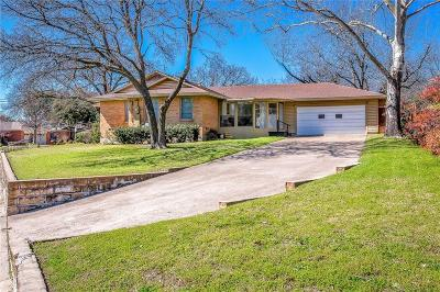 Dallas Single Family Home For Sale: 1925 Province Lane