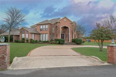 Celina Single Family Home Active Contingent: 3972 Preston Hills Circle