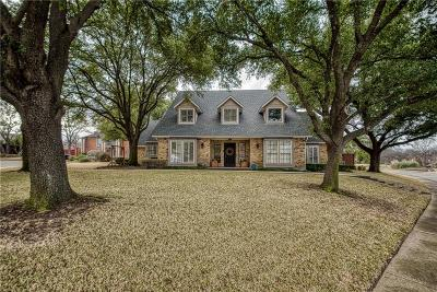 Dallas Single Family Home For Sale: 17101 Wester Way Place