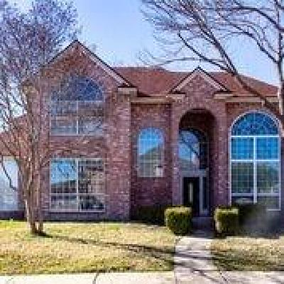 Rowlett Single Family Home For Sale: 5417 Allen Lane