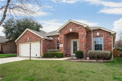 McKinney Single Family Home For Sale: 809 Essex Drive