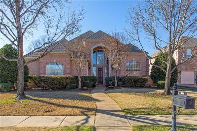 Flower Mound Single Family Home For Sale: 3709 Old Mill Drive