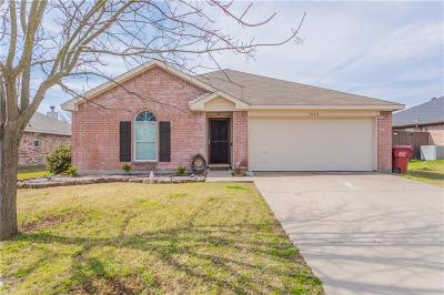 Royse City Single Family Home For Sale: 1613 Marti Drive