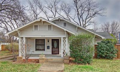 Young County Single Family Home For Sale: 803 Elm Street