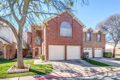Euless Single Family Home Active Option Contract: 360 Arbor Crest Lane