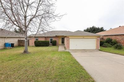 Dallas County, Ellis County, Tarrant County Single Family Home For Sale: 5764 Fenway Court