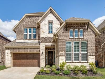 McKinney Single Family Home For Sale: 6113 Pete Dye Road