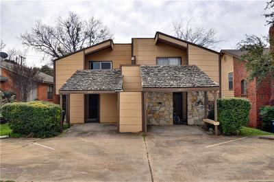 Fort Worth Multi Family Home For Sale: 4825 Fletcher Avenue