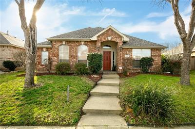 The Colony Single Family Home For Sale: 6505 Maple Drive