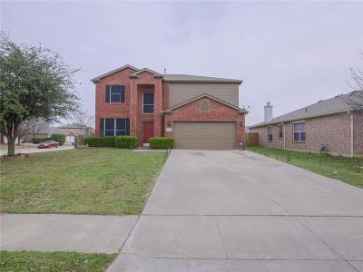 Fort Worth Single Family Home For Sale: 2701 Tar Heel Drive
