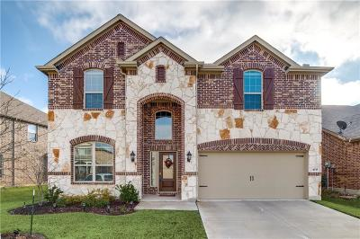 Frisco Single Family Home For Sale: 4717 Lake Cove Way