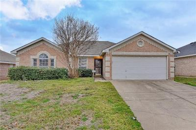 Mansfield Single Family Home For Sale: 611 Saint Eric Drive