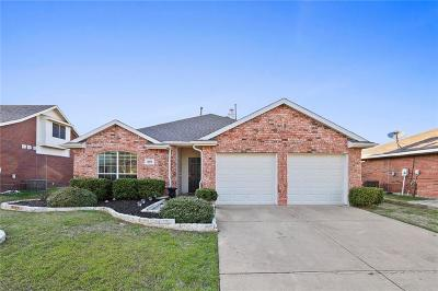 Little Elm Single Family Home For Sale: 329 Willowlake Drive