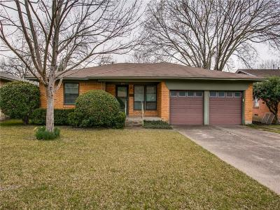 Dallas Single Family Home For Sale: 2410 Inadale Avenue