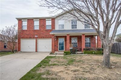 Little Elm Single Family Home For Sale: 2308 Capeland Drive