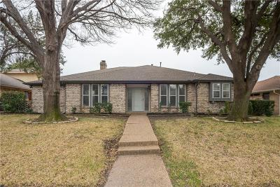 Dallas Single Family Home For Sale: 6904 Robin Willow Drive