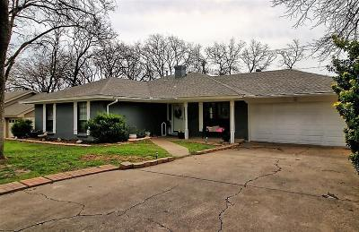 Tarrant County Single Family Home For Sale: 2202 Twin Elms Drive