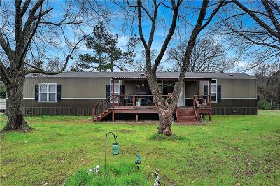 Cooke County Single Family Home For Sale: 533 Cr 167