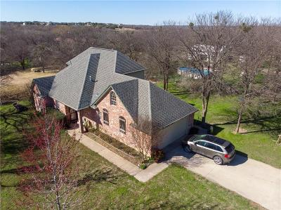 Weatherford Single Family Home For Sale: 6891 Veal Station Road
