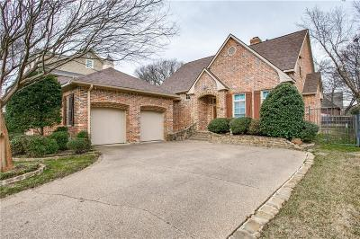 Mansfield TX Single Family Home For Sale: $429,500