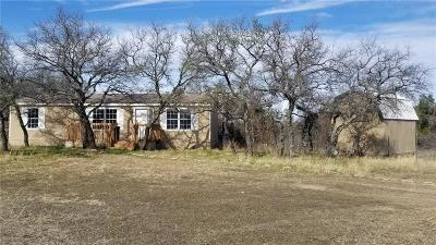 Springtown Single Family Home For Sale: 196 Lelon Lane