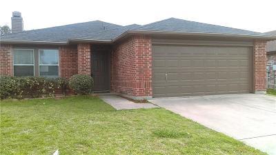 Grand Prairie Single Family Home For Sale: 6108 Modelli Drive
