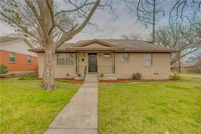 Dallas County Single Family Home For Sale: 4502 Marigold Trail