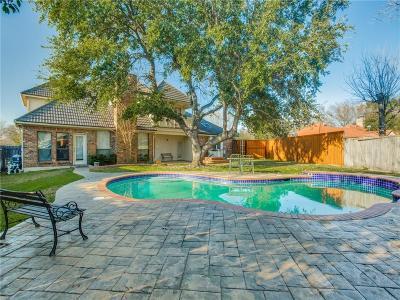 Tarrant County Single Family Home For Sale: 2006 Wimbledon Drive