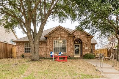 McKinney Single Family Home For Sale: 2304 Keystone Drive