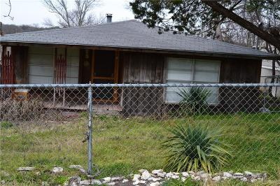 Weatherford Single Family Home For Sale: 424 Caraway Drive