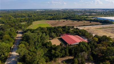 Dallas County Farm & Ranch Active Option Contract: 1349 E Cleveland Street