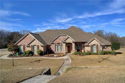 Fort Worth Single Family Home For Sale: 6301 Feather Wind Drive