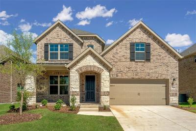 McKinney Single Family Home For Sale: 5208 Delta Blush Lane