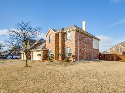 Little Elm Single Family Home For Sale: 2905 Day Star Drive