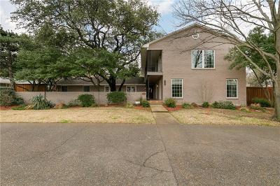 Single Family Home For Sale: 7210 Elmridge Drive