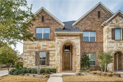 Carrollton Townhouse For Sale: 4675 Dozier Road #A